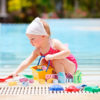 These foam unit blocks are perfect for playing with in the pool or the bath.