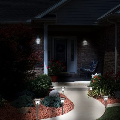 Durable, weatherproof and easy-to-install make these the best solar path lights.