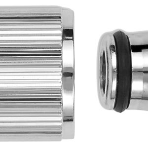 Brass Nickel-Plated Garden Hose Accessory Socket Quick Connector, Quick Disconnect – Sets of 2/6
