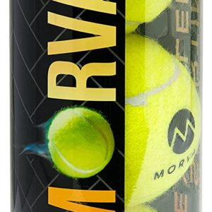 Professional Extra Duty Tennis Balls – Packs of 12, 36, 48, 74